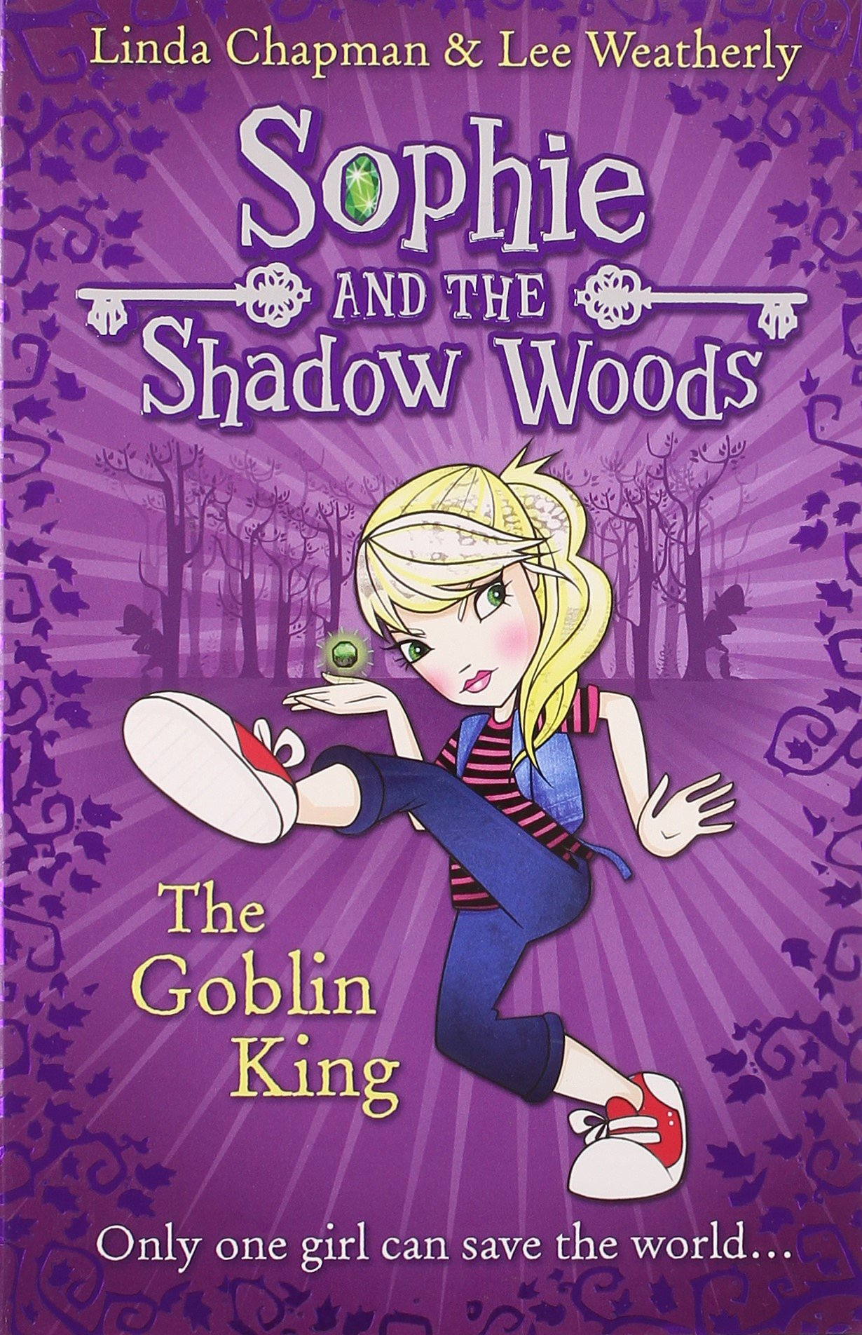 Sophie and the Shadow Woods Series